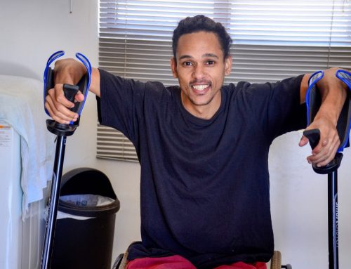 eNews#5 Darryn August: smartCRUTCH's pick for a modern day hero