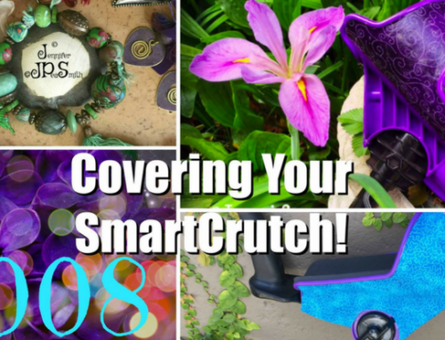 eNews#4 Make YOUR smartCRUTCH YOUR own!