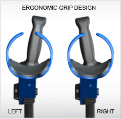 smartcrutch natural ergonomic hand possition