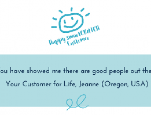 Your Customer for Life Jeanne, Oregon